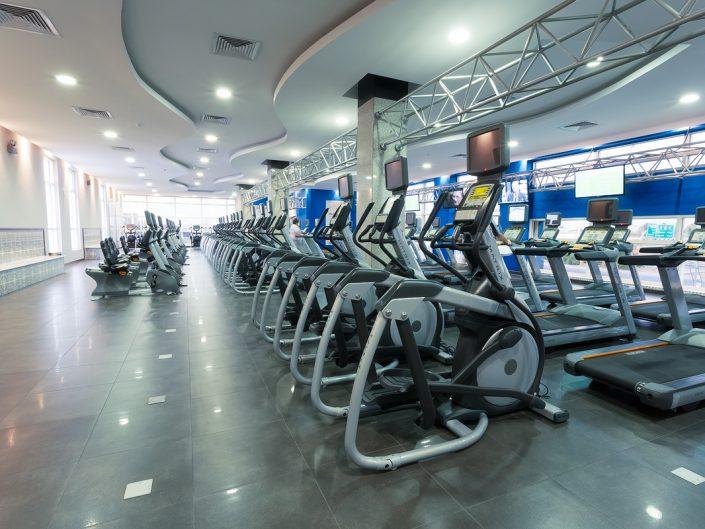 Gym / صالة رياضية
